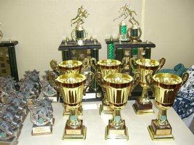 Mount Druitt Little Athletics Trophies